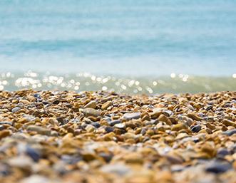 stone-beach-sea