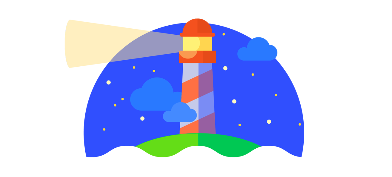 pwa-lighthouse-logo