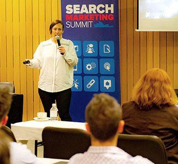 nichola speaking search summit sydney